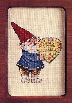 ePattern Good Luck Gnome