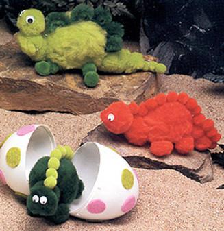 ePattern Dinosaur Babies