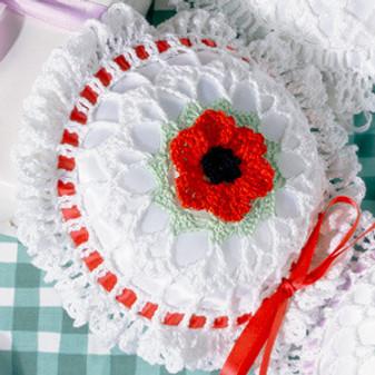 ePattern Poppy Sachet