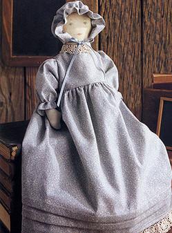 ePattern Little Lady Doll