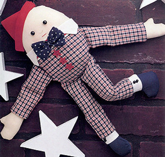 ePattern Humpty Dumpty Doll