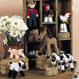 ePattern Farmer Bob & Friends
