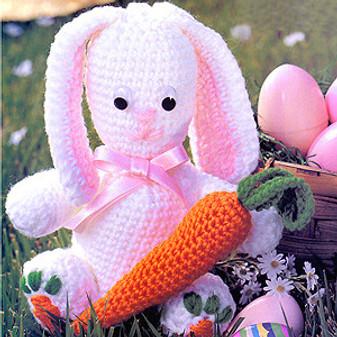 ePattern Carrot Patch Bunny