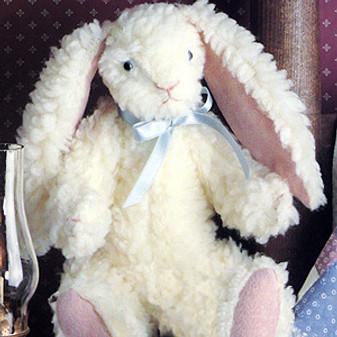 ePattern Button Bunny