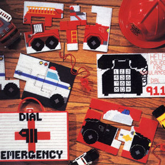 ePattern 911 Puzzle Set