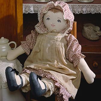 ePattern Yanna Jo Doll