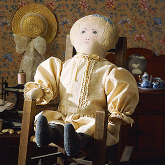 ePattern Martha Louise Doll