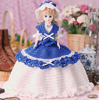 ePattern Constance Colonial Doll
