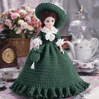 ePattern Rachel Colonial Doll