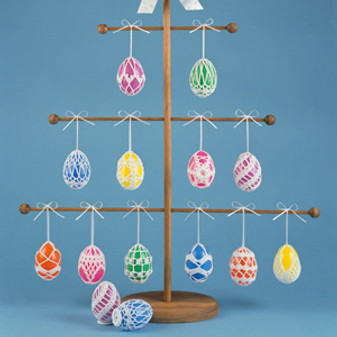 ePattern Crocheted Eggs