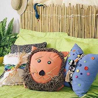 ePattern Safari Pillows