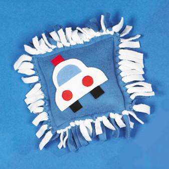 ePattern Rescue 911 Pillow