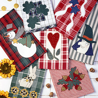 ePattern Holiday Towels