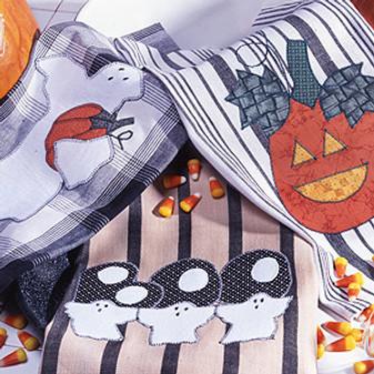 ePattern Halloween Towels