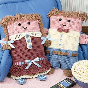 ePattern Pillow Dolls
