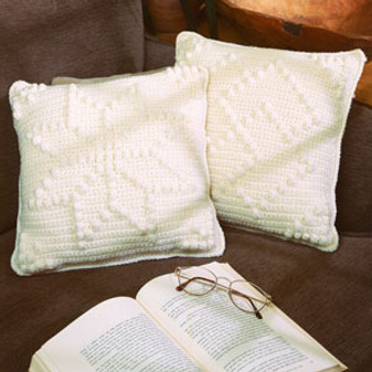 ePattern Popcorn Pattern Pillows
