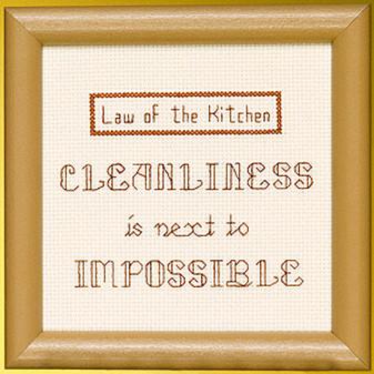 ePattern Kitchen Law