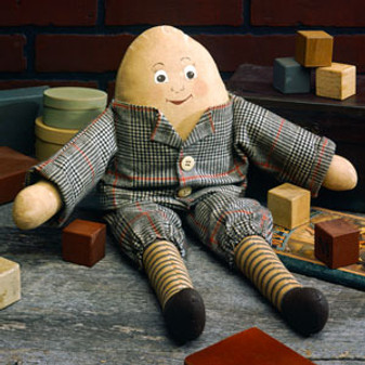 ePattern Humpty Dumpty