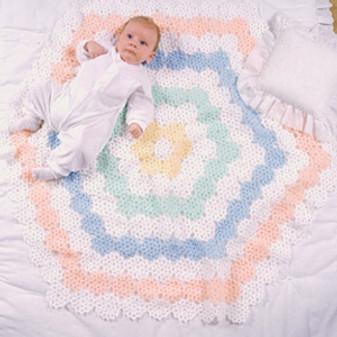 ePattern Honeycomb Baby Wrap