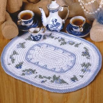 ePattern Tiny Tapestry Rug