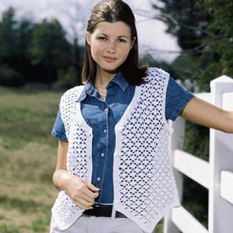ePattern Summer Shells Vest