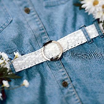 ePattern Simple Belt to Crochet