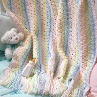 ePattern Rainbow Baby Wrap