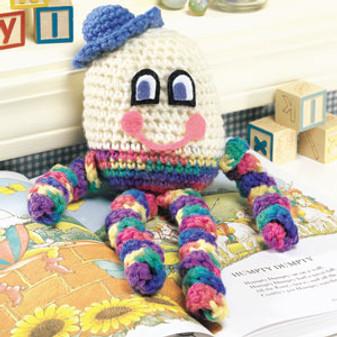 ePattern Humpty-Dumpty Doll in Crochet