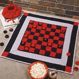 ePattern Checkerboard to Crochet