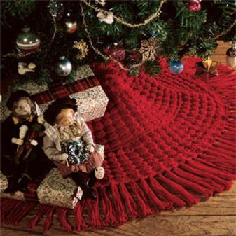 ePattern Cheery Tree Skirt