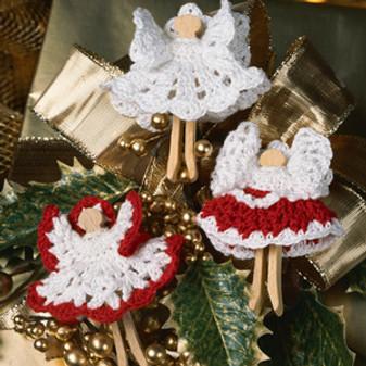 ePattern Christmas Cherubs