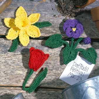 ePattern Fabulous Flowers Set 1