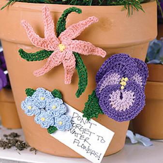 ePattern Fabulous Flowers Set 2
