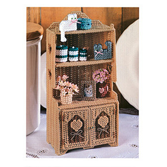 ePattern Holiday Hutch in Plastic Canvas