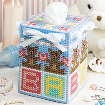 ePattern Nursery Tissue Box Cover