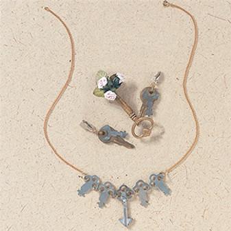 ePattern Key Jewelry Trio
