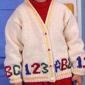 ePattern ABC/123 Sweater