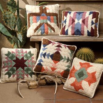 ePattern Painted Desert Pillows