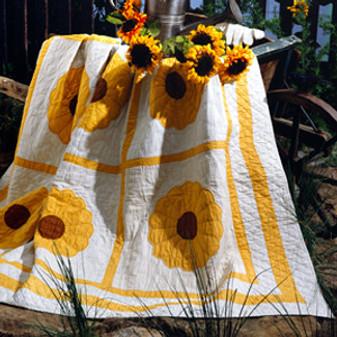 ePattern Sunflower Quilt