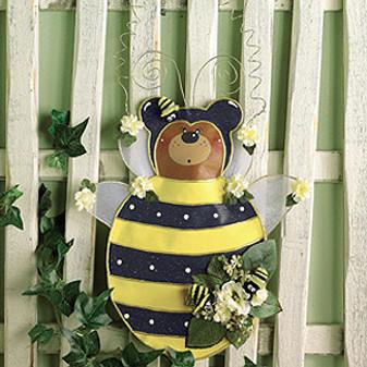 ePattern Brown Bag Bumblebee Bear