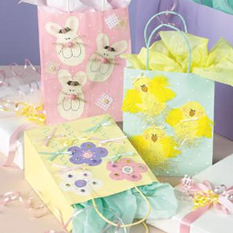 ePattern Spring Gift Bags
