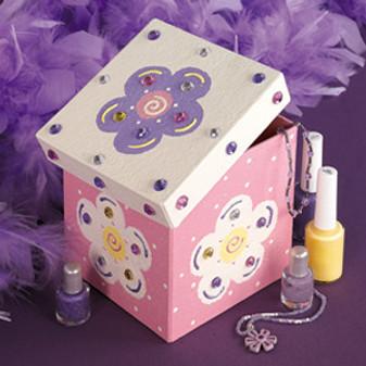 ePattern Spring Garden Box