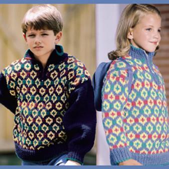 ePattern Zesty Stripes Pullovers