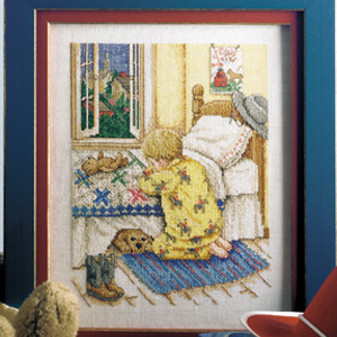 ePattern Little Cowboy Bedtime Prayer
