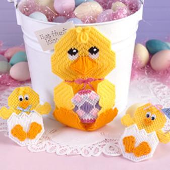 ePattern Easter Chicks