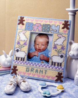 ePattern Baby's First Frame