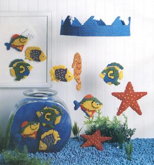 ePattern Sea-Sonal Fun Fish