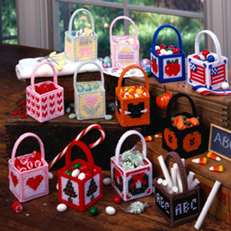 ePattern Special Occasion Mini Baskets