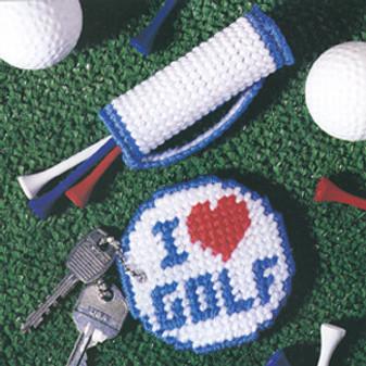 "ePattern ""Fore"" A Golfer"