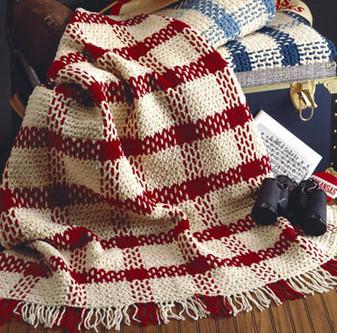 ePattern Comfy Plaids Blanket